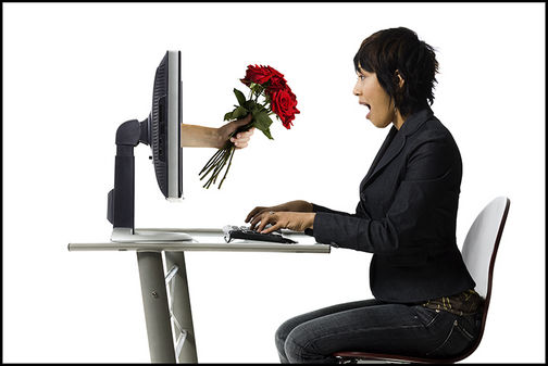 what is internet dating
