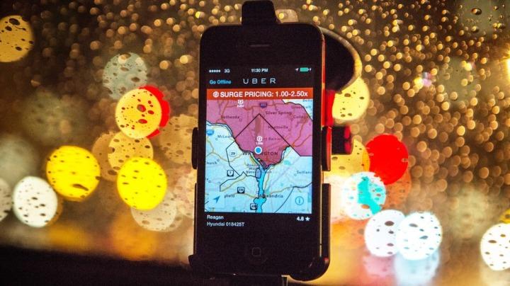 Washington-Uber-Surge-Pricing